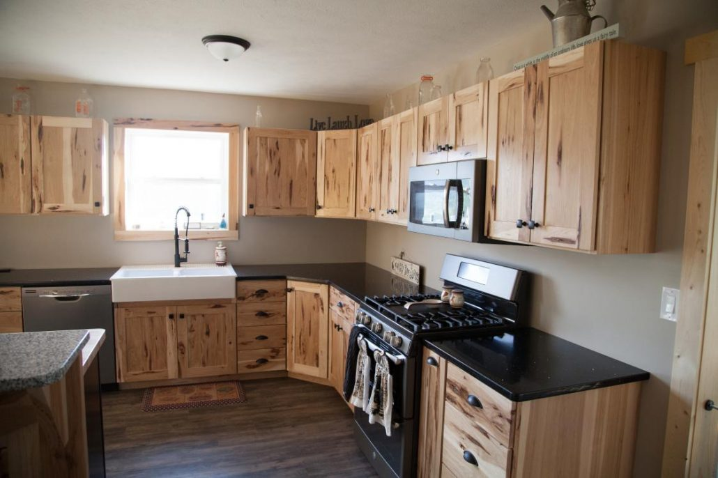 Featured Wood Cabinetry